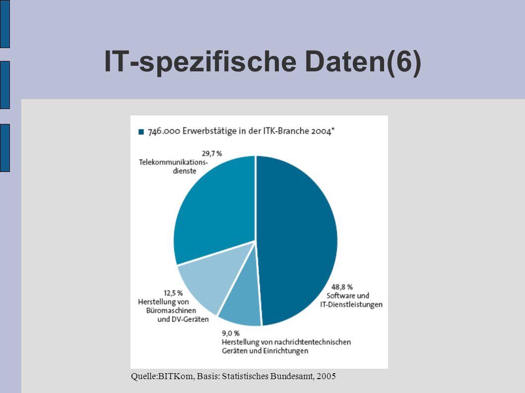 IT-spezifische Daten(6)