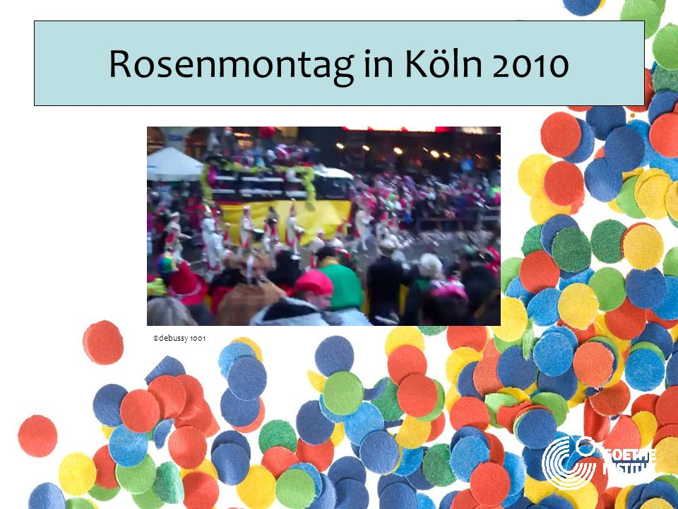 Rosenmontag in Köln 2010 ©debussy 1001