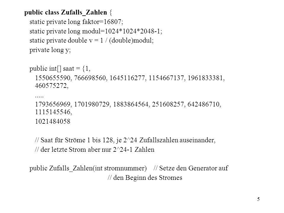 public class Zufalls_Zahlen {