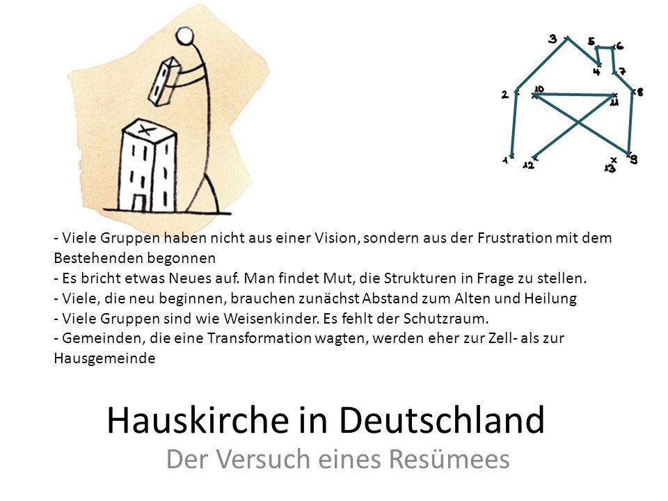 hauskirche in deutschland ppt video online herunterladen. Black Bedroom Furniture Sets. Home Design Ideas