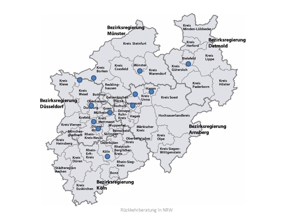 Rückkehrberatung in NRW