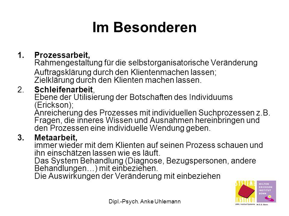 Dipl.-Psych. Anke Uhlemann