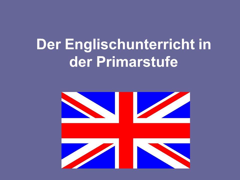Der Englischunterricht in der Primarstufe