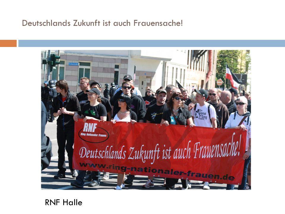 Deutschlands Zukunft ist auch Frauensache!