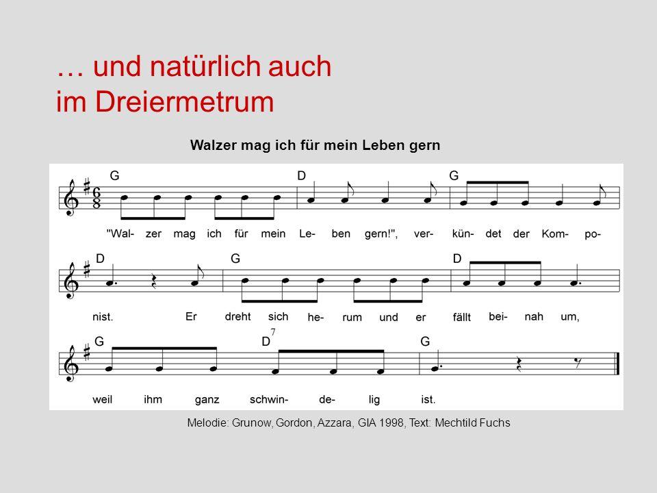 Melodie: Grunow, Gordon, Azzara, GIA 1998, Text: Mechtild Fuchs