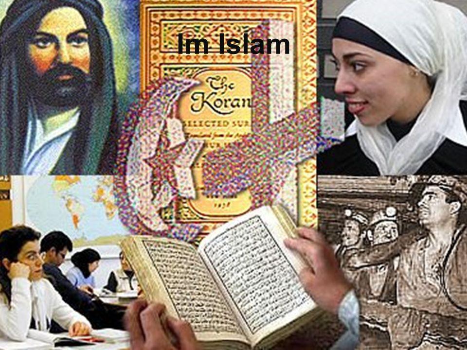 Im Islam