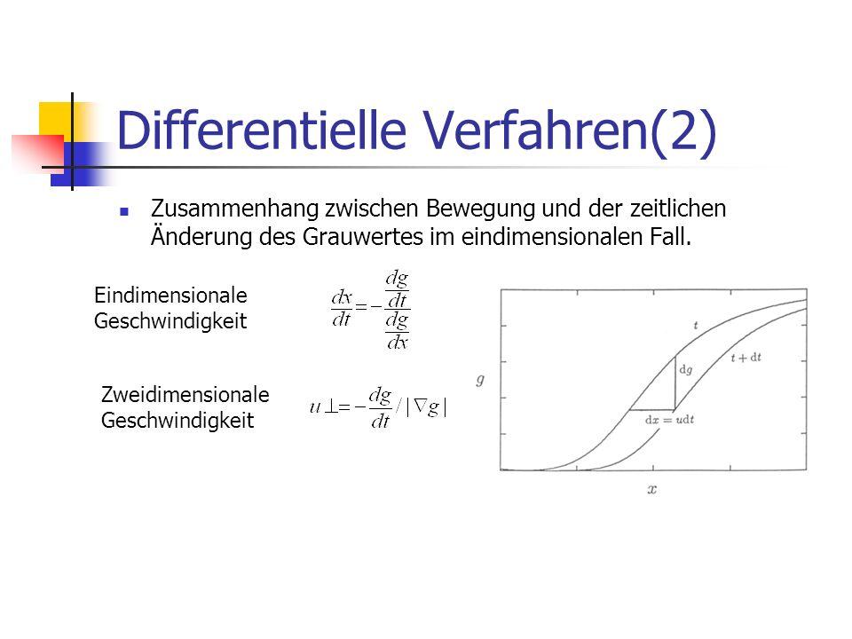 Differentielle Verfahren(2)