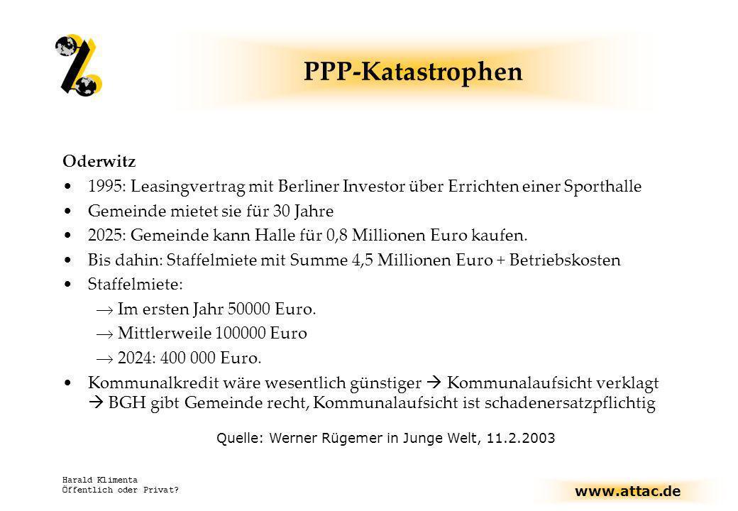 Quelle: Werner Rügemer in Junge Welt, 11.2.2003