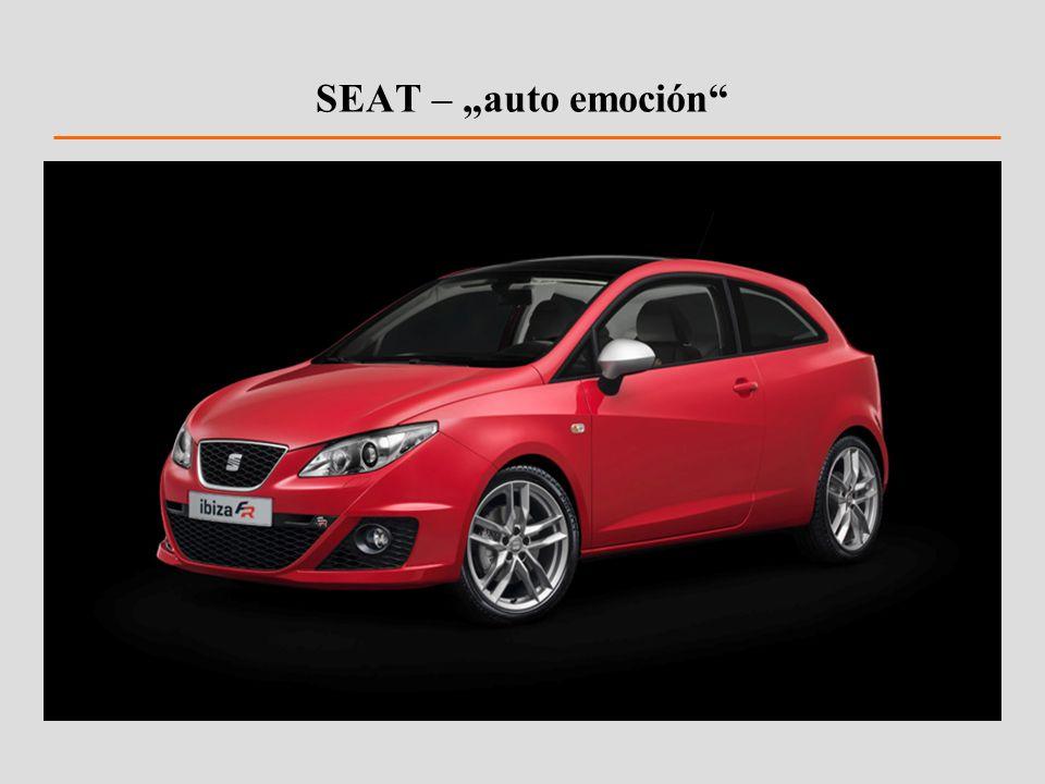 """SEAT – """"auto emoción"""