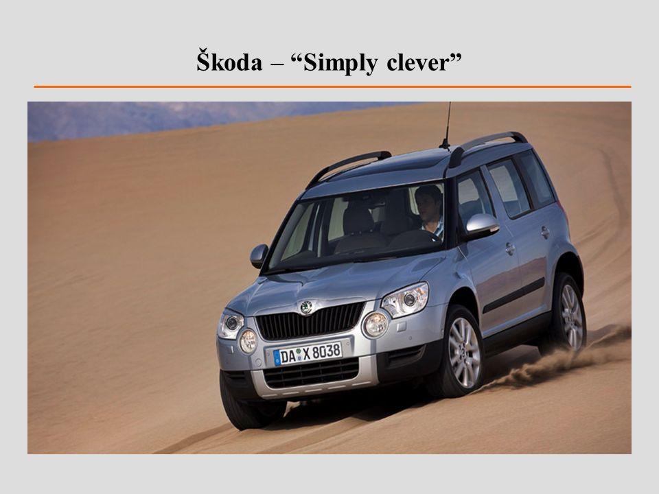 Škoda – Simply clever