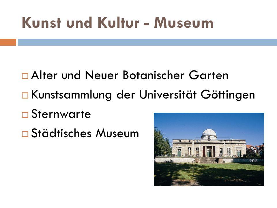 Kunst und Kultur - Museum