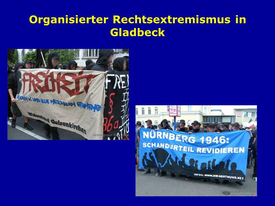 Organisierter Rechtsextremismus in Gladbeck