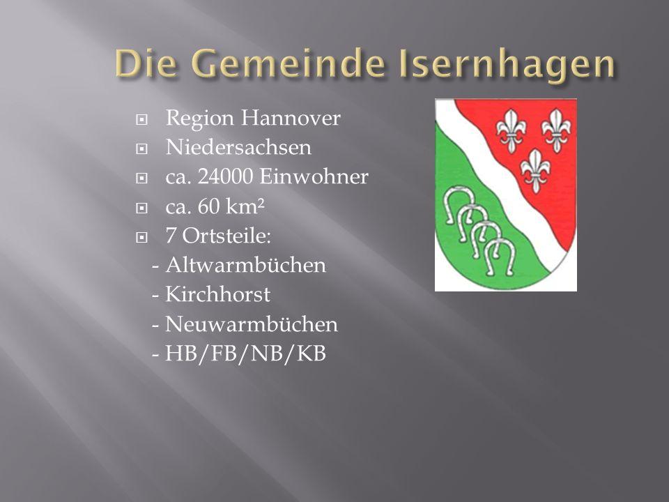 Die Gemeinde Isernhagen