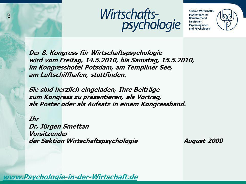 www.Psychologie-in-der-Wirtschaft.de 3