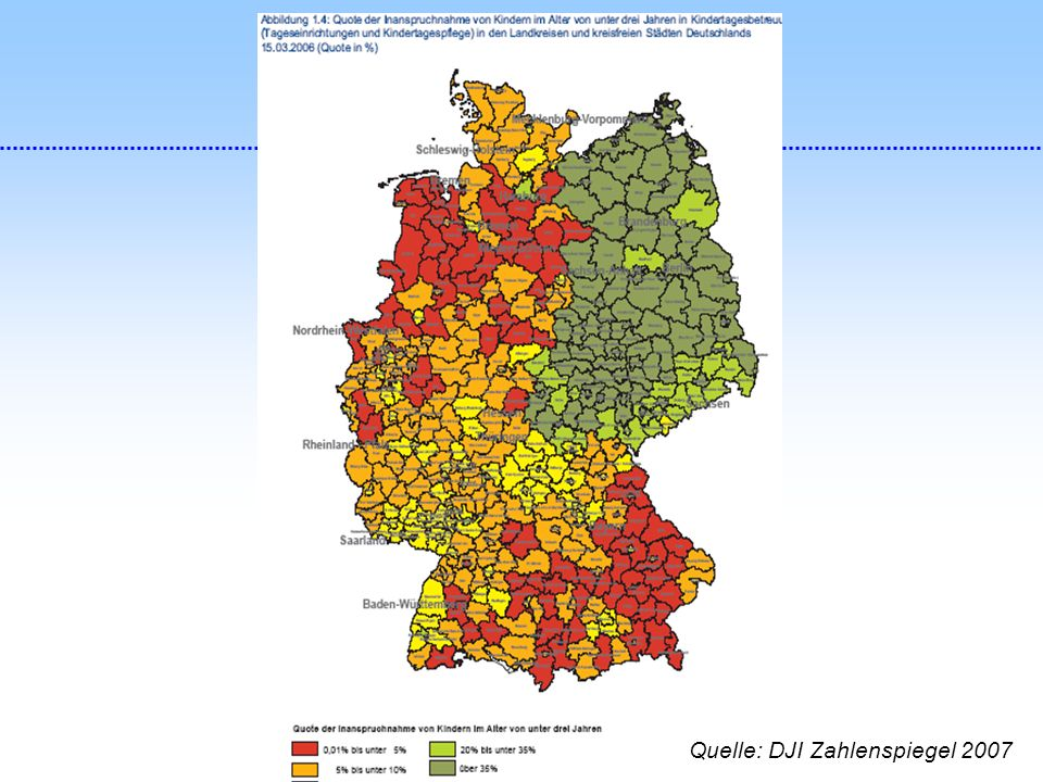 Quelle: DJI Zahlenspiegel 2007