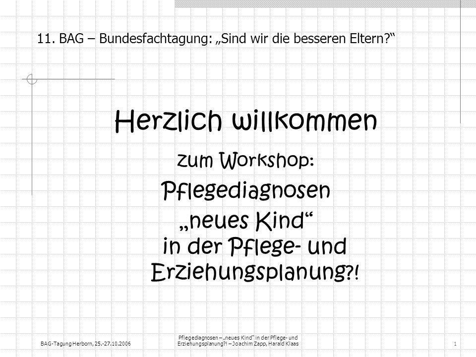 """11. BAG – Bundesfachtagung: """"Sind wir die besseren Eltern"""