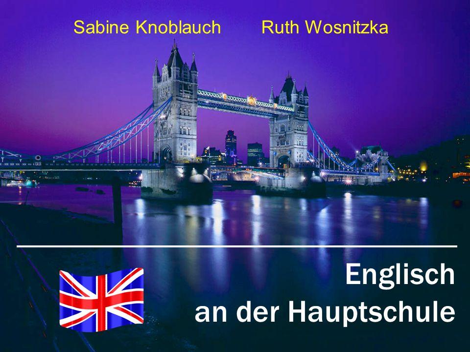 Sabine Knoblauch Ruth Wosnitzka