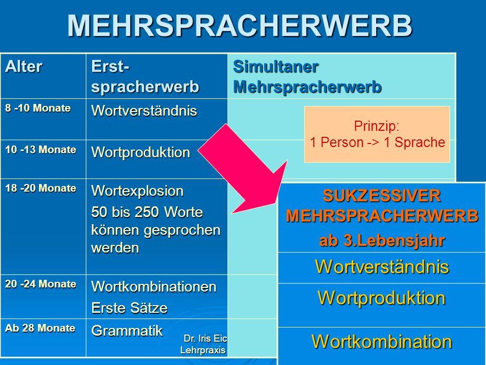SUKZESSIVER MEHRSPRACHERWERB