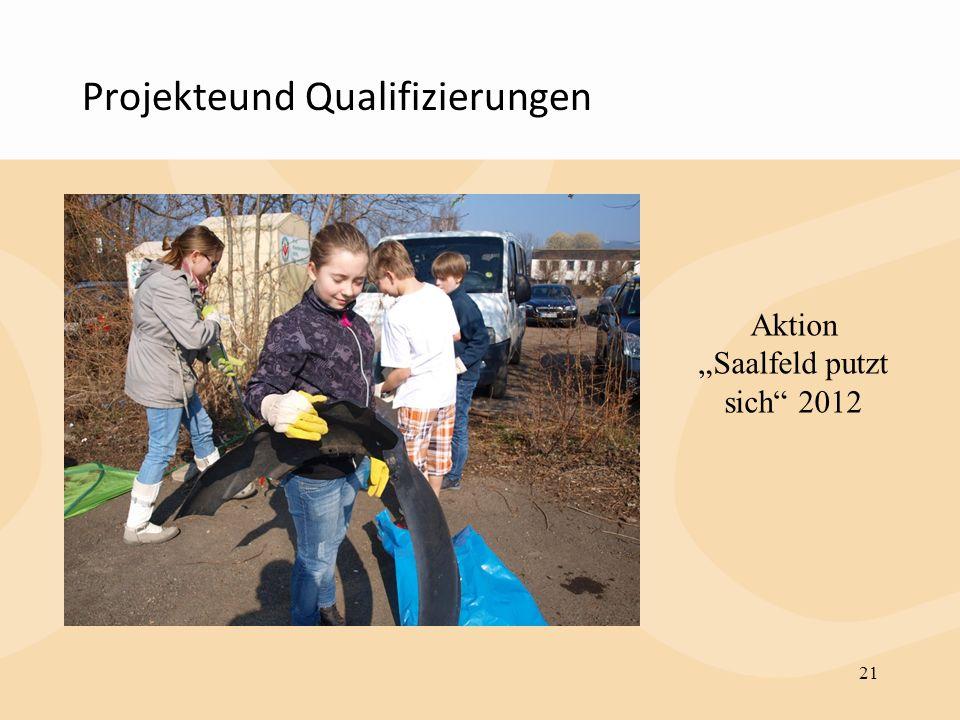 Projekteund Qualifizierungen