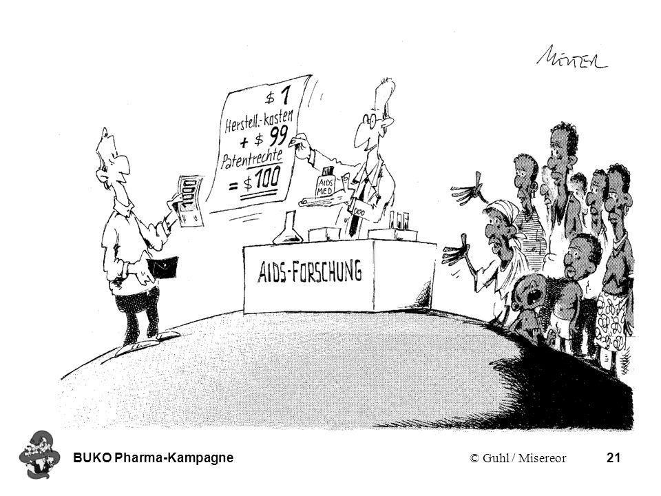 © Guhl / Misereor Warum sind Aids-Medikamente so teuer