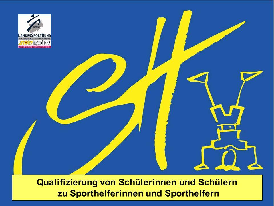 Qualifizierung von Schülerinnen und Schülern