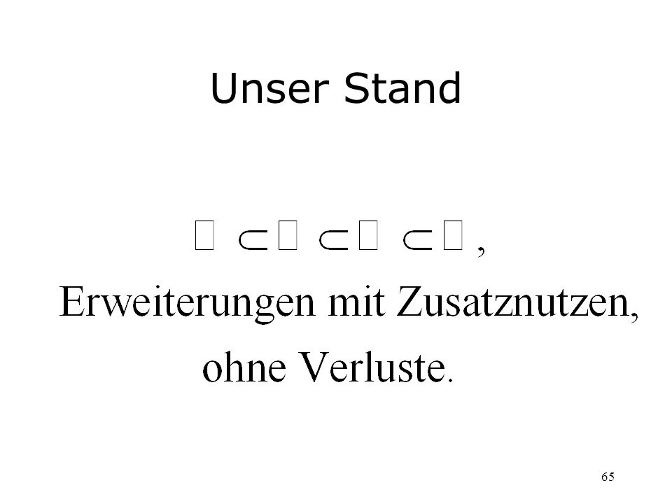 Unser Stand