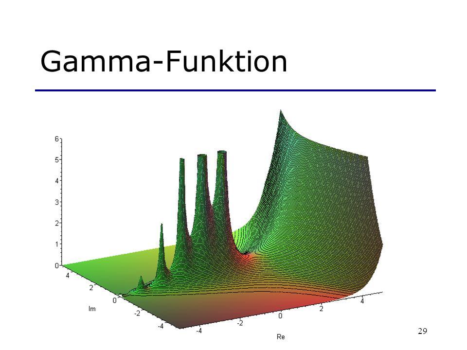 Gamma-Funktion