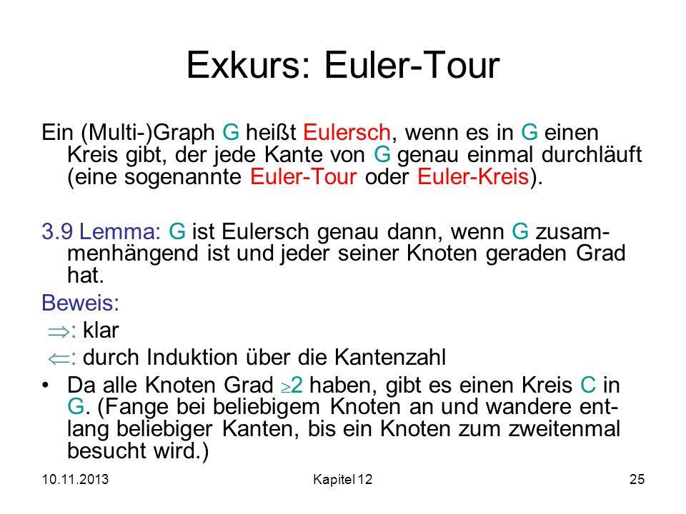 Exkurs: Euler-Tour