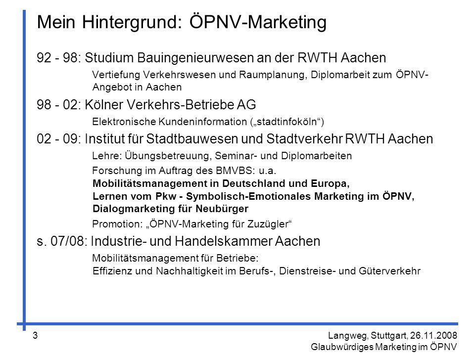 Mein Hintergrund: ÖPNV-Marketing