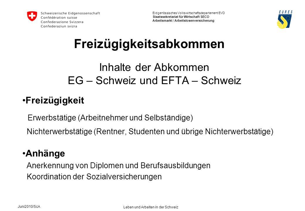 Freizügigkeitsabkommen