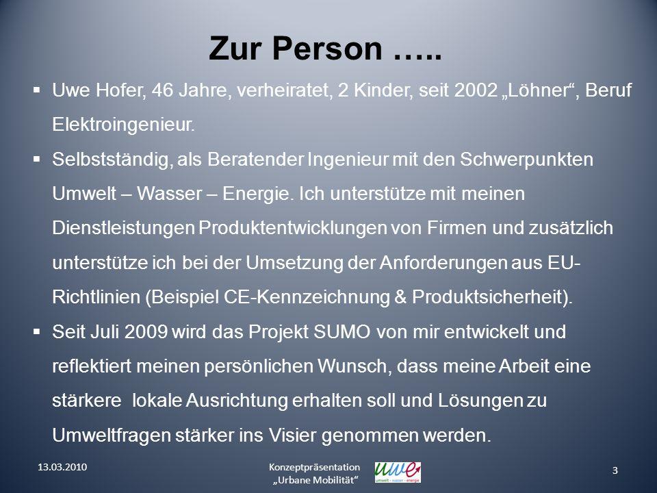 """Zur Person ….. Uwe Hofer, 46 Jahre, verheiratet, 2 Kinder, seit 2002 """"Löhner , Beruf Elektroingenieur."""