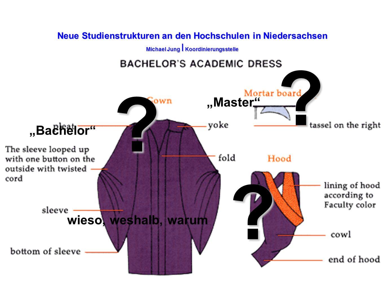 Neue Studienstrukturen an den Hochschulen in Niedersachsen