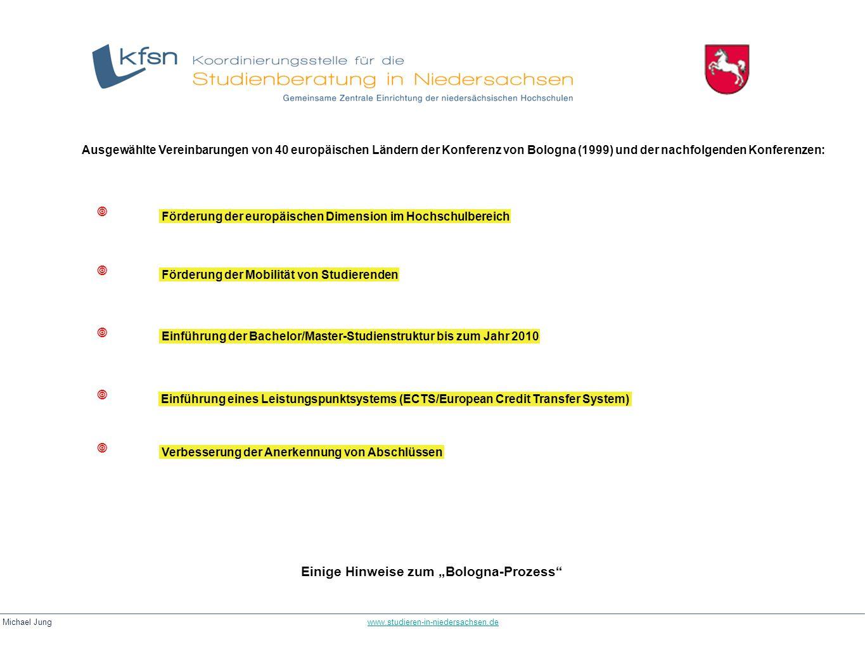 """Einige Hinweise zum """"Bologna-Prozess"""