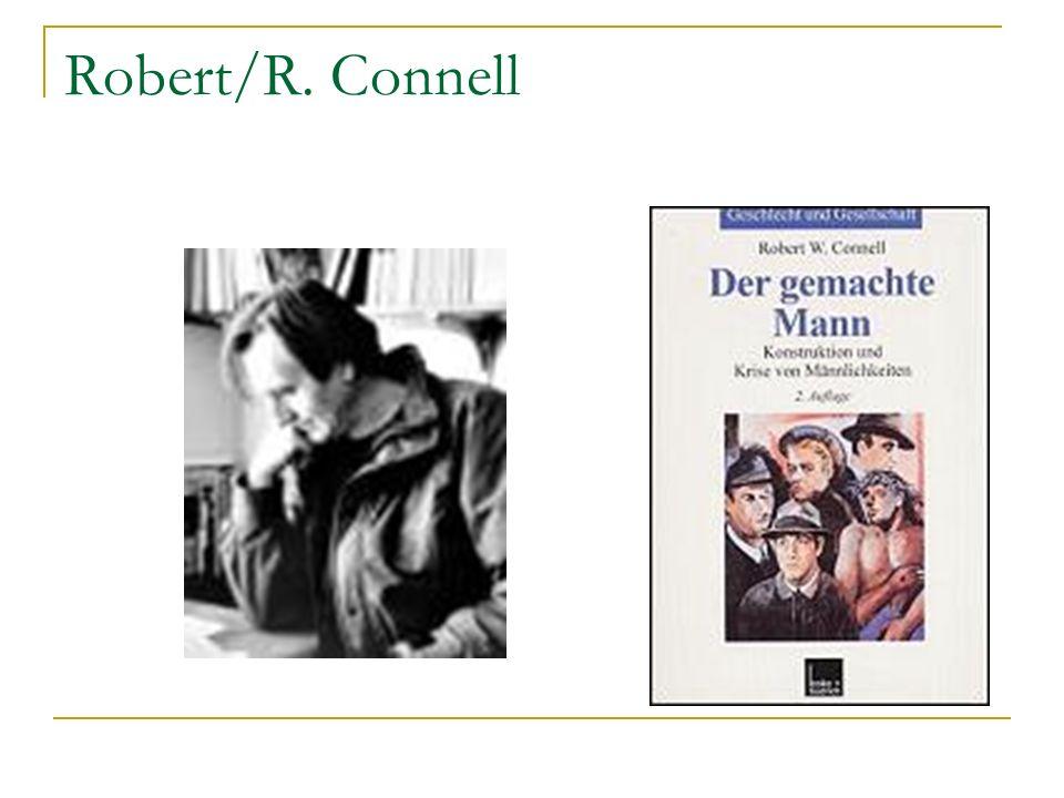 Robert/R. Connell