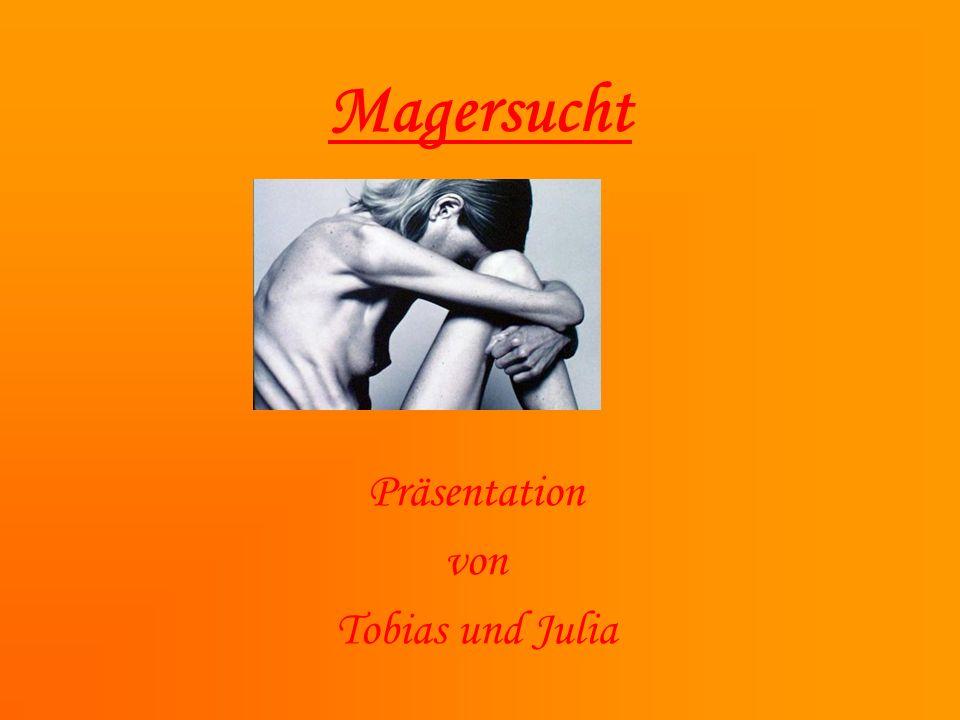 Präsentation von Tobias und Julia