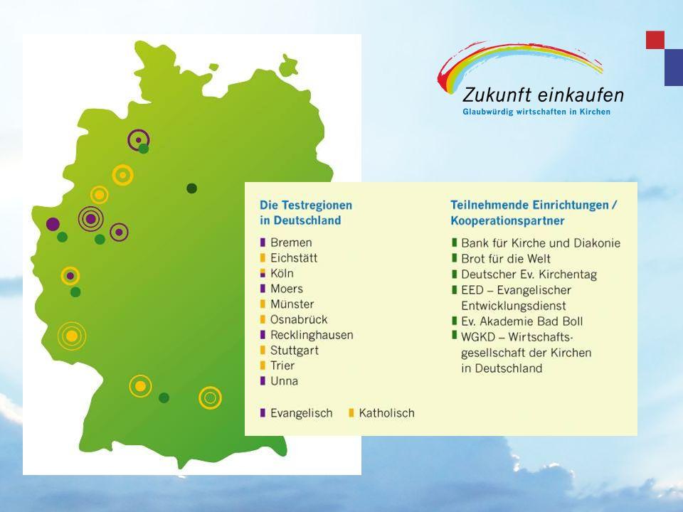 Wer macht mit ! Kirchenkreis Recklinghausen. Kirchenkreis Unna. Kirchenkreis Moers. Bremische Landeskirche / Deutscher Evangelischer Kirchentag.
