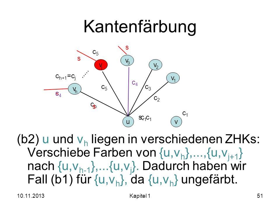 Kantenfärbungs. c5.