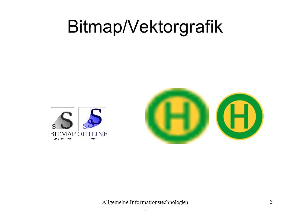 Bitmap/Vektorgrafik