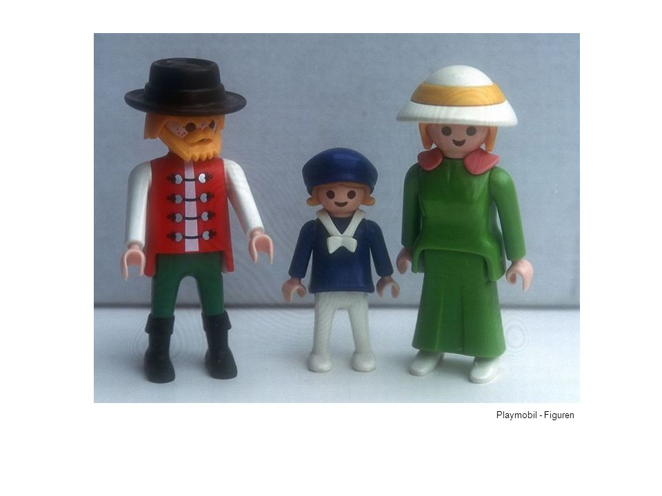 Playmobil - Figuren