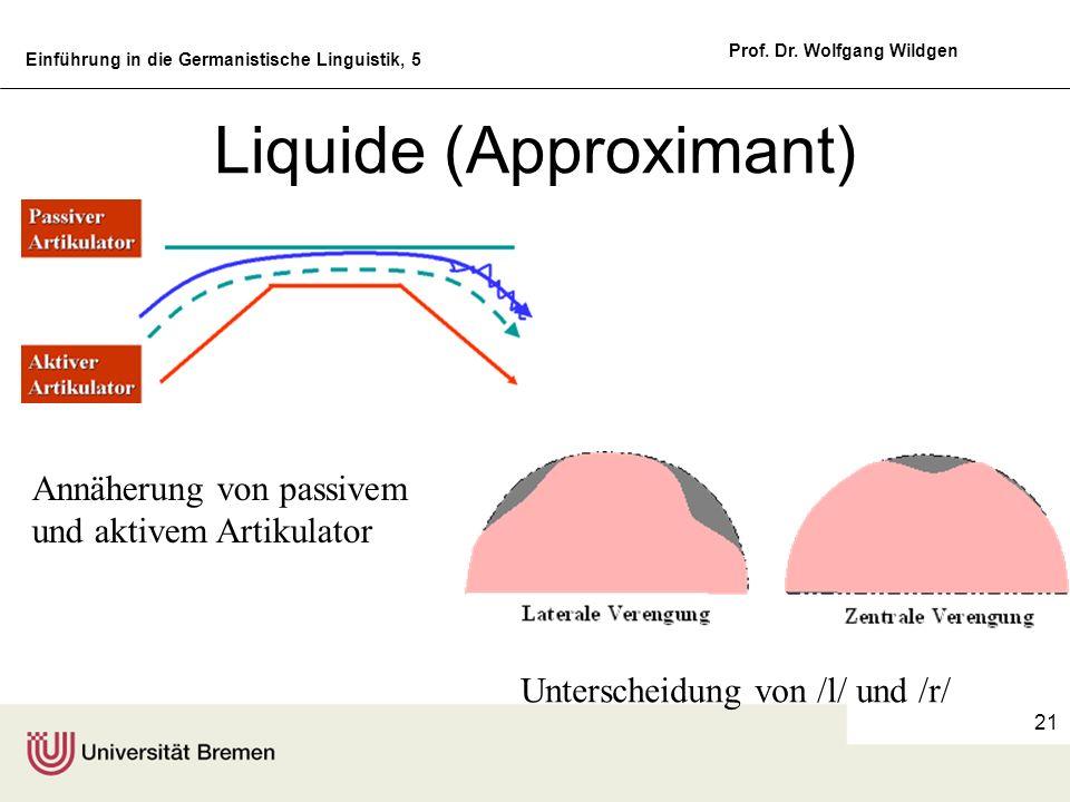 Liquide (Approximant)