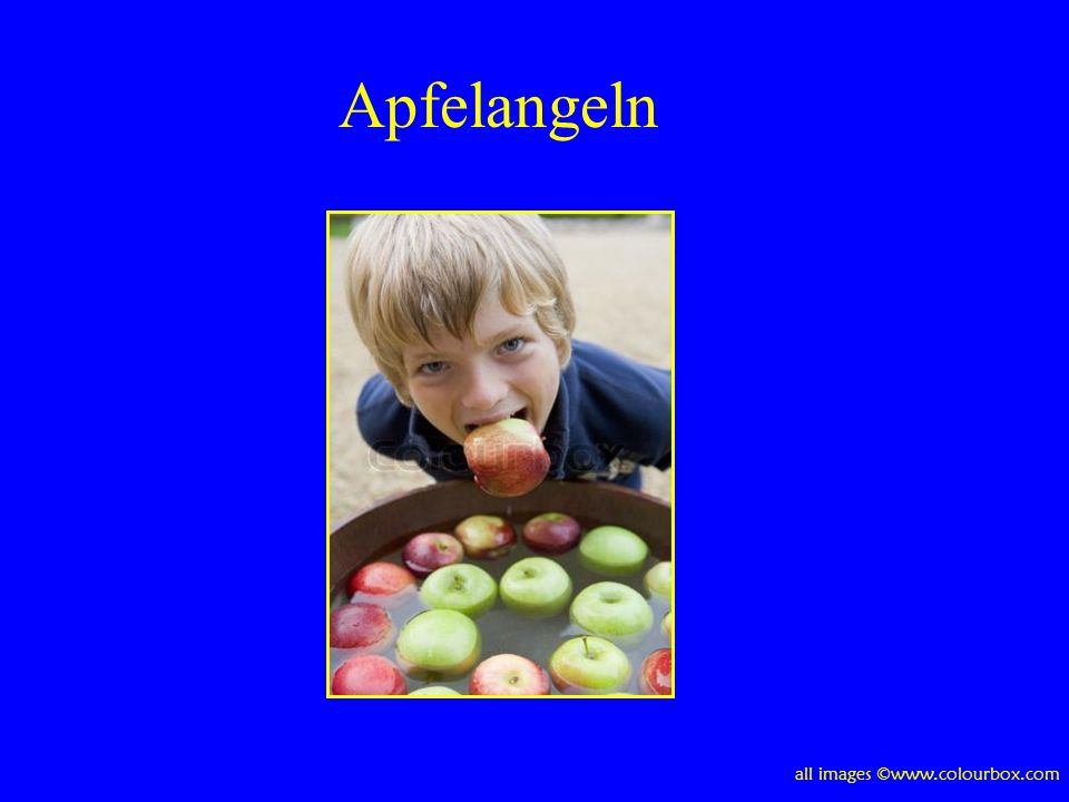 Apfelangeln all images ©