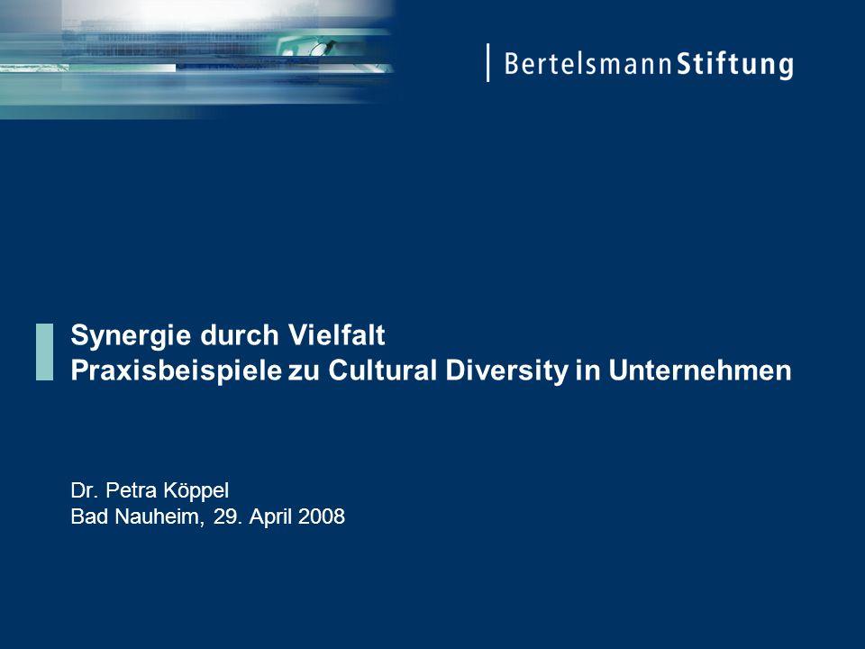 Dr. Petra Köppel Bad Nauheim, 29. April 2008