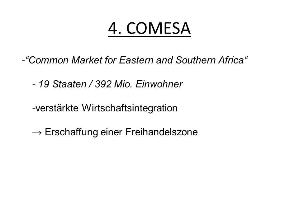 4. COMESA