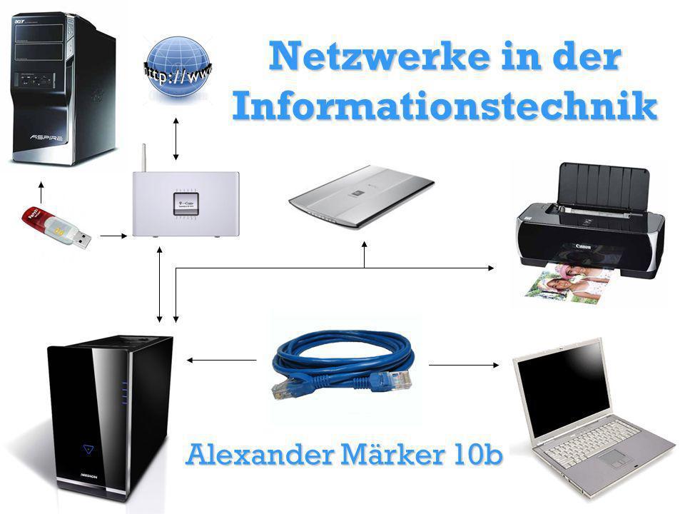Netzwerke in der Informationstechnik