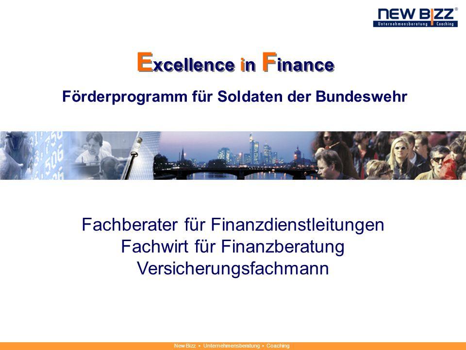 Förderprogramm für Soldaten der Bundeswehr