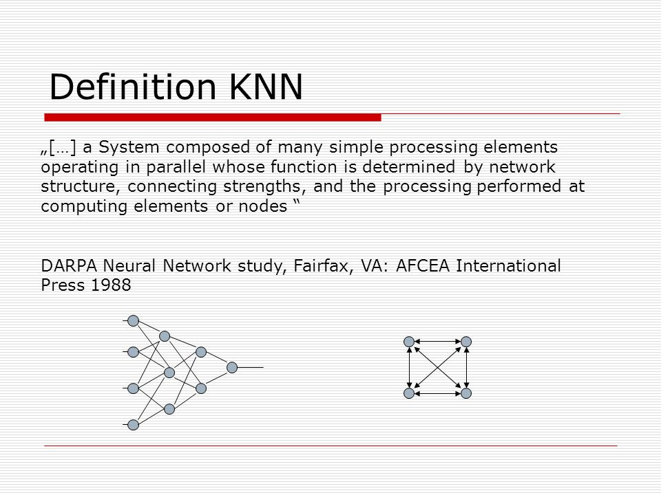 Definition KNN