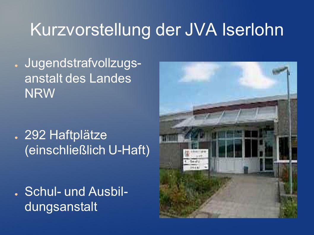 Kurzvorstellung der JVA Iserlohn