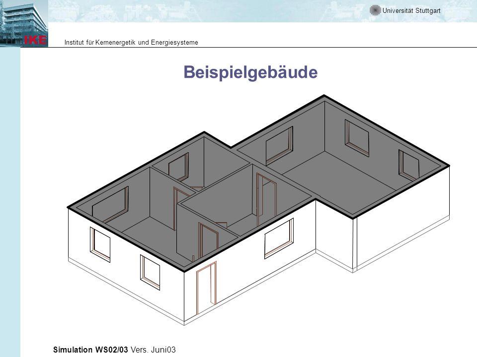 Beispielgebäude