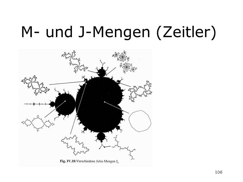 M- und J-Mengen (Zeitler)