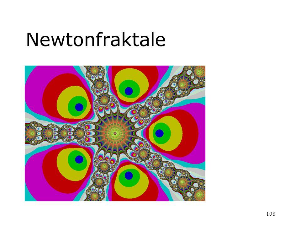 Newtonfraktale
